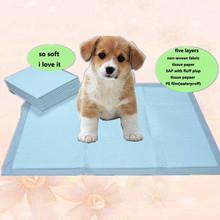 disposable pet pads pet mats dog diapers OEM