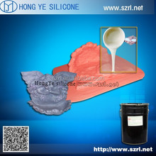 Good quality and competitive price of RTV liquid silicone to make resin wax lost casting