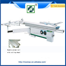 High Quality MJ3200T Precision sliding table panel saw