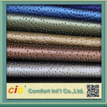 High Quality PVC PU Synthetic Leather for Bag
