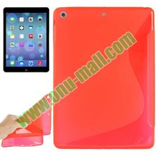 Beautiful soft durable tpu case for ipad air with all kinds of color