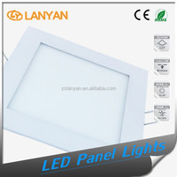 made in China new products led lamp with Wholesale price 12w LED panel light solar installation prices in spainish hot sale