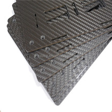 Carbon Fiber Car Chassis Precision Cutting Carbon Plate 2mm