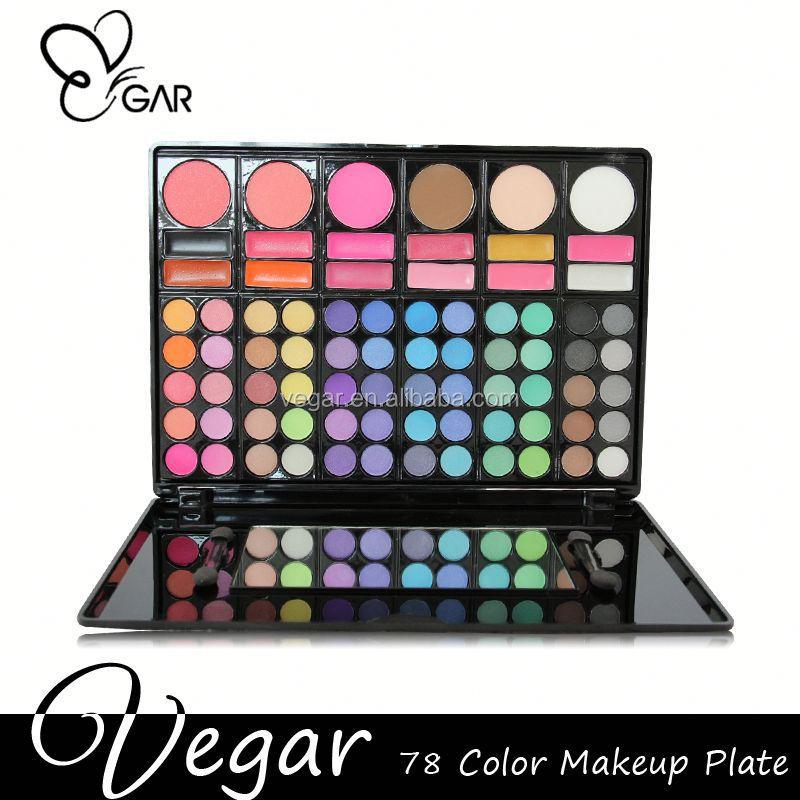 Wholesale Brand Name Cosmetic Professional Eyeshadow