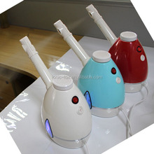 Facial Steamer Skin Face Care Mini Ozone Facial Steamer OHFS-01with Magnifying Light Lamp