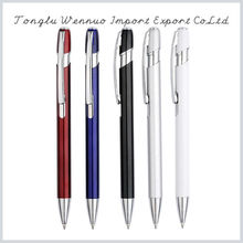 Best Selling in US and Europe classic black metal ball pen