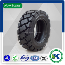 2015 China New Arrival Skid Steer Tires With Wheel 10-16.5