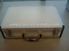 aluminium alloy boxes with silver color