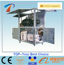 transformer oil regeneration plant allows transformer to stay running in normal manner without switch off of power,change of oil