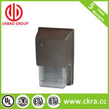 15w LED wall pack light 30w DLC UL new design compact
