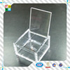 Good selling of Clear acrylic box with lid from Shenzhen factroy