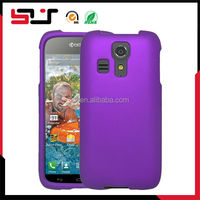 Fancy design rubberized hard full protector for kyocera hydro vibe c6725 pc case