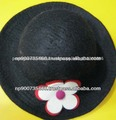feltro de lã chapéus