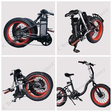 top quality electrical bicycle/easy take foldable beach cruiser