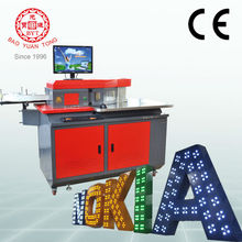 2013 NEW! illuminated channel letters bending machine