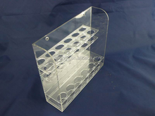 customized acrylic cosmetic display rack for makeup retail,lipstick stand rack