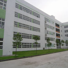prefabricated high rise/multi -rise steel building/warehouse
