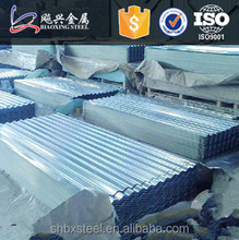 Width 600~1050mm Metal Galvanized Steel Sheet Roof Tile