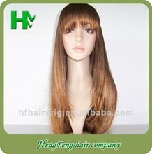 Wholesales price kanekalon synthetic hair wigs for woman Wholesales price kanekalon synthetic hair wigs for woman