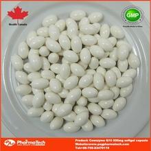 el certificado gmp fábrica co a granel coenzima enzima q10