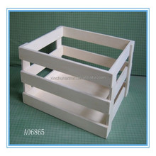 natural wooden crate for sale