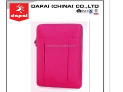 "2015 Portable new design fashion 10"" 12"" 14"" laptop sleeve case"