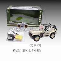 Wholesale 1:16 Scale 4CH RC ARMY JEEP