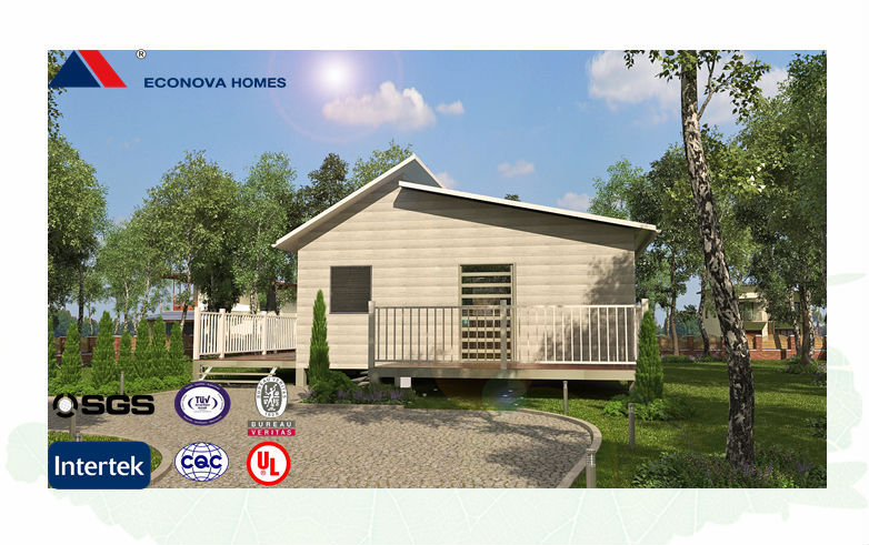 Econova Modular Ready Made Prefab Kit Homes Easy To