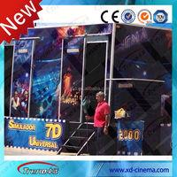 Electric system 3D,4D,5D,6D,7D Simulation Ride Cinema