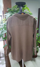 stocklot WOMEN branded plus size long sleeve European Style shirt for OUTLET