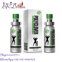 POLYCLOVER Male Sex Delay Spray 60 Minutes Long Delay Ejaculation Penis Enlargement Cream