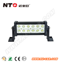 IP68K waterproof led light bar cover 36w offroad bars