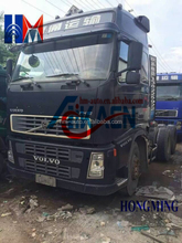 used volvo tractor 420 dump truck,truck head
