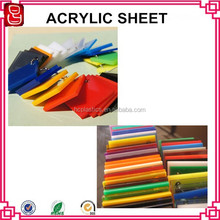 4ft x 6ft acrylic sheet/acrylic sheet scratch resistant/fluorescent acrylic sheet