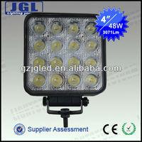 HOT!!! led daytime running light 48W LED Work Light led truck light, Promotion