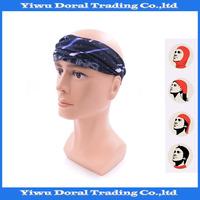 2015 Hot Sale Multifunctional Headband/Multi Head Scarf