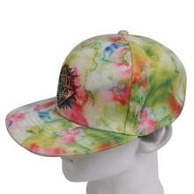 factory price custom made flat visor cap
