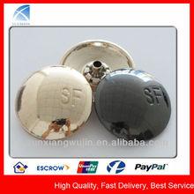 YX1874 Women Coat Button Decoration