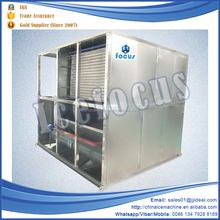 2015 quick freezing used commercial ice maker plate ice making machine manufacturers