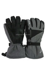 comfortable man's winter ski sports gloves