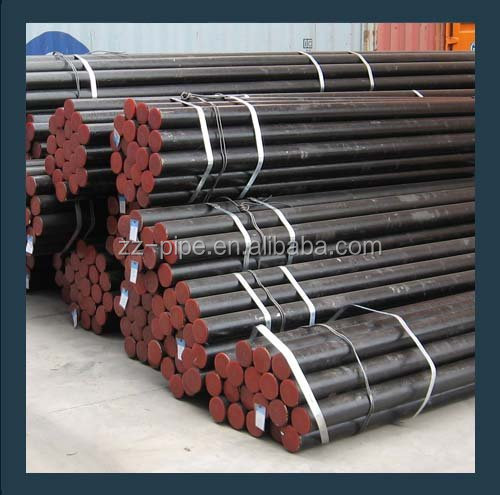 A106Gr.B carbon steel pipe