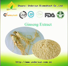 100% Pure Natural . Ginseng root,Ginsenosides 5% 10% 80%
