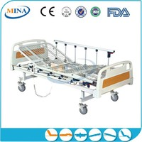MINA-EB2703 patient care 2-function electric hospital medical bed