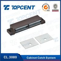 furniture fitting cabinet catch system plastic cabinet door catch