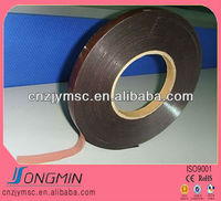 anisotropic rubber magnetic vinyl rolls with TESA adhesive