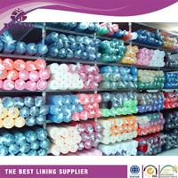 polyester taffeta fabric properties