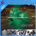 Máquina para fabricar neumáticos reciclados en briquetas para combustible