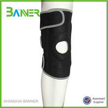 Customized sports compression joint support neoprene knee pad