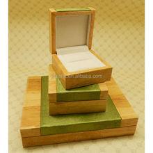China woods box jewelry ring