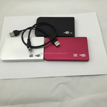 Professional wholesale USB 3.0 2.5 inch 500GB External Hard Drive